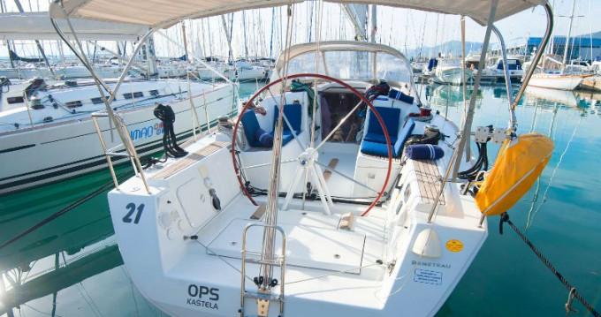Bootsverleih Bénéteau First 35 Kaštel Gomilica Samboat
