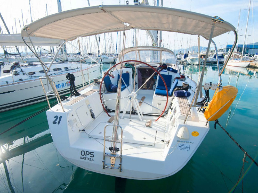 Yacht-Charter in Kaštel Gomilica - Bénéteau Beneteau First 35 auf SamBoat