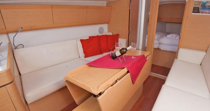 Segelboot mieten in Kaštel Gomilica - Bénéteau First 35