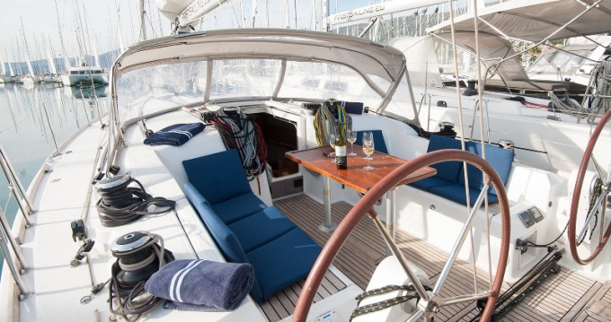 Yacht-Charter in Kaštel Gomilica - Bénéteau First 45 auf SamBoat