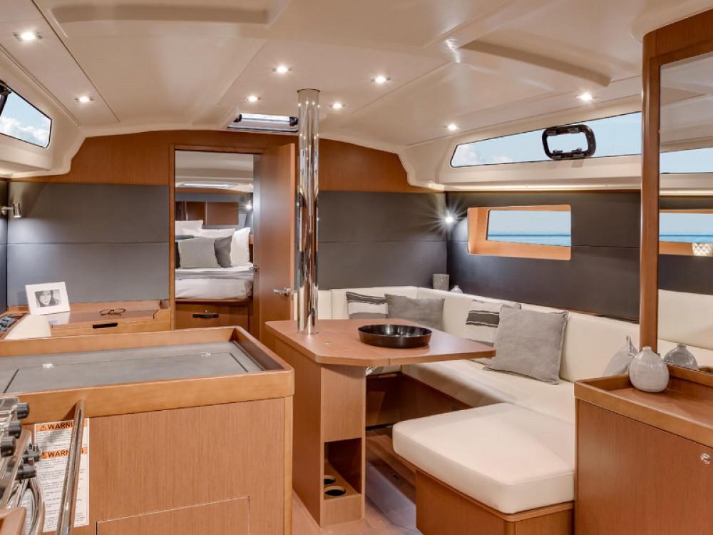 Segelboot mit oder ohne Skipper Bénéteau mieten in Volos