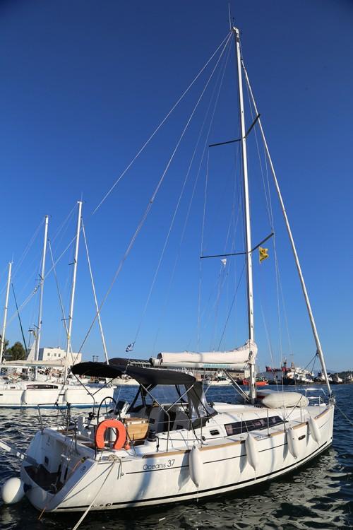 Segelboot mit oder ohne Skipper Bénéteau mieten in Skópelos