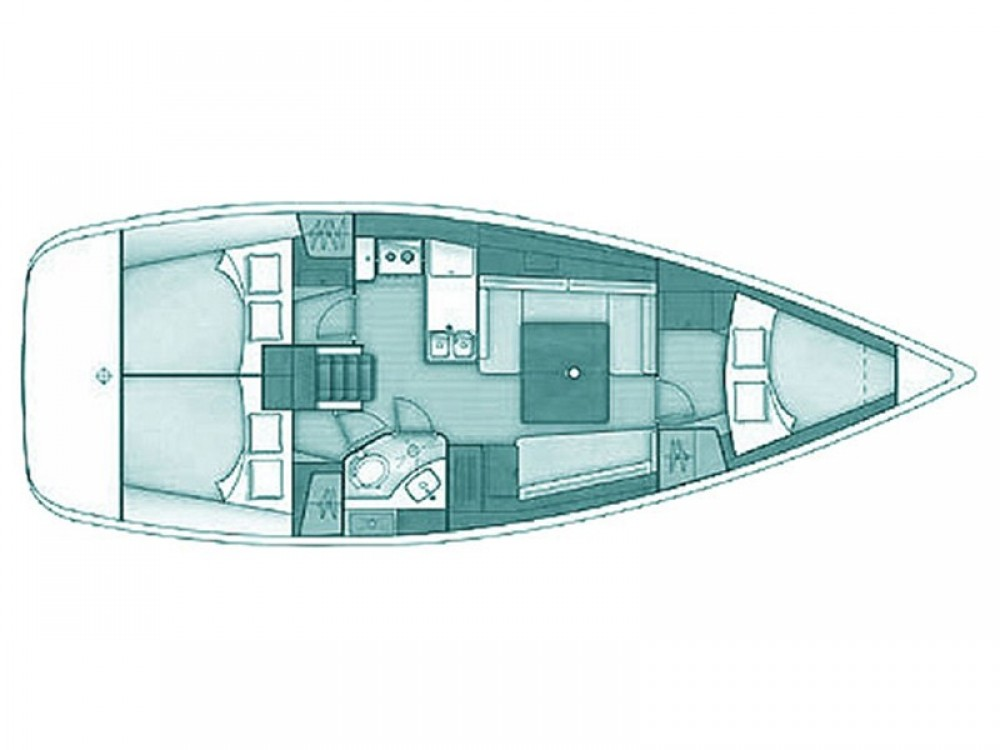 Bootsverleih Bénéteau Oceanis 37 Skópelos Samboat