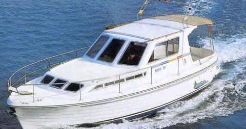 Bootsverleih Sas Vektor ADRIA 1002 Sukošan Samboat
