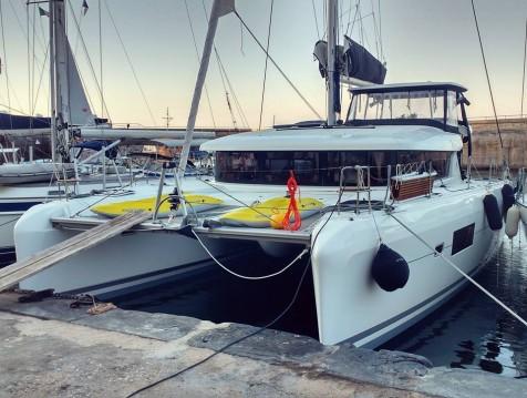Yacht-Charter in Capo d'Orlando - Lagoon Lagoon 42 auf SamBoat