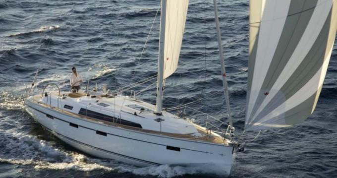Bavaria Cruiser 41 zwischen Privatpersonen und professionellem Anbieter Ponta Delgada