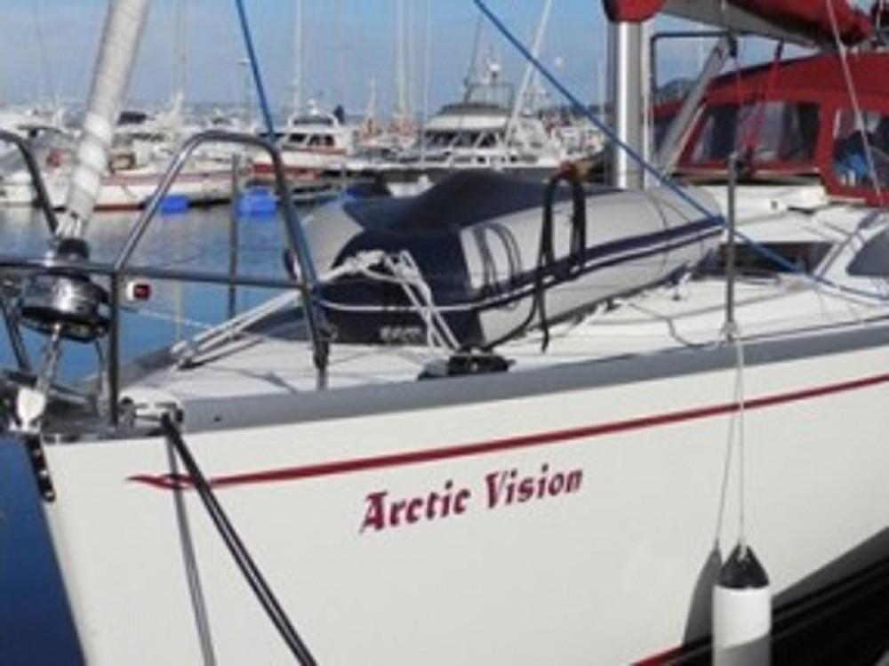 Segelboot mit oder ohne Skipper Delphia mieten in Tromsø