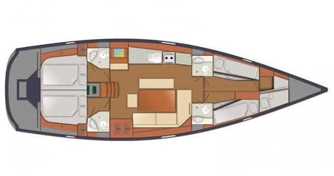 Segelboot mieten in Tromso - Delphia Delphia 47