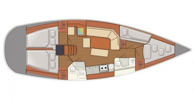 Bootsverleih Delphia Delphia 40 Tromso Samboat
