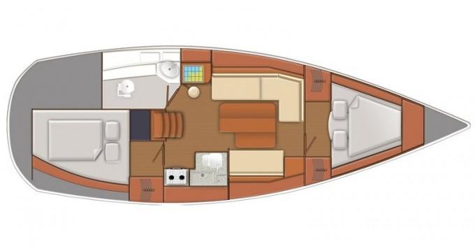 Bootsverleih Delphia Delphia 33 Svolvær (Lofoten) Samboat
