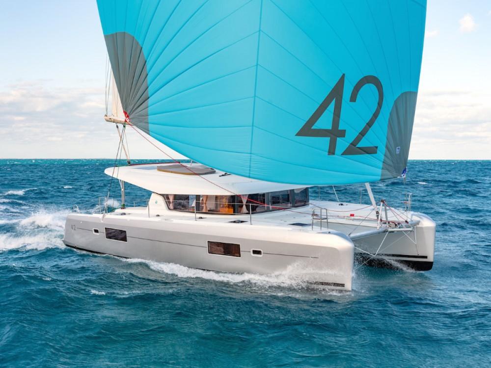 Yacht-Charter in Marina Alimos - Lagoon Lagoon 42 auf SamBoat
