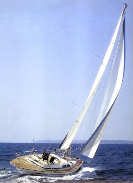 Bootsverleih Marina Gouvia günstig Bavaria Cruiser 51