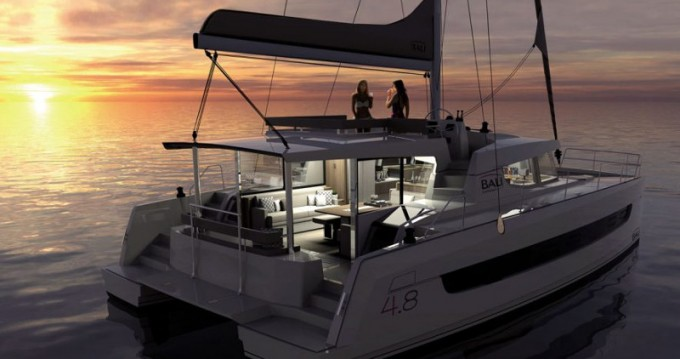 Katamaran mit oder ohne Skipper Bali Catamarans mieten in Préveza