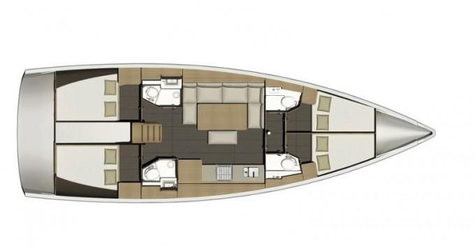 Yacht-Charter in Gouviá - Dufour Dufour 460 auf SamBoat