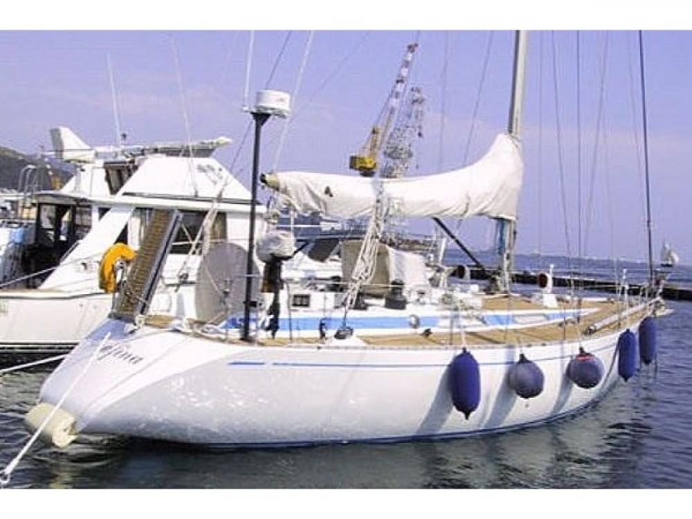 Segelboot mit oder ohne Skipper  mieten in