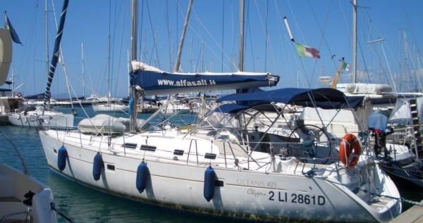 Segelboot mieten in Punta Ala - Bénéteau Oceanis 423