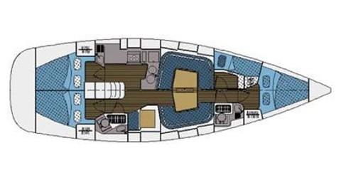Bootsverleih Elan Impression 434 Punta Ala Samboat