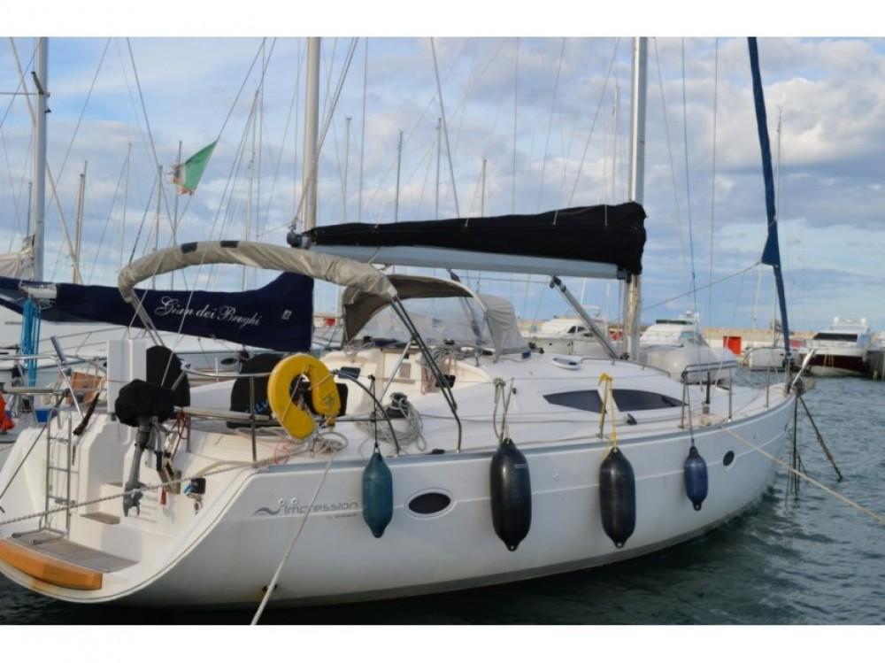Yacht-Charter in Castiglione della Pescaia - Elan Elan 434 Impression auf SamBoat