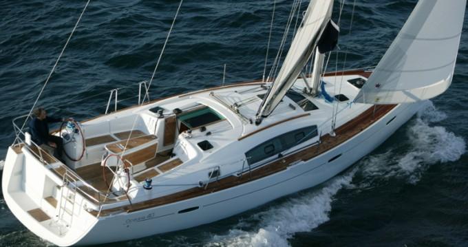 Yacht-Charter in Punta Ala - Bénéteau Oceanis 40 auf SamBoat