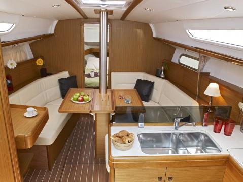 Yacht-Charter in Veruda - Jeanneau Sun Odyssey 36i auf SamBoat