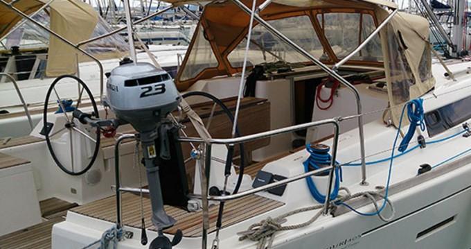 Segelboot mieten in Veruda - Dufour Dufour 405 RM
