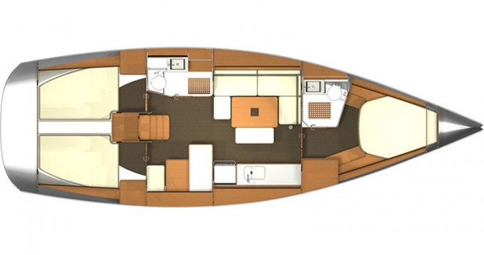 Yacht-Charter in Veruda - Dufour Dufour 405 RM auf SamBoat