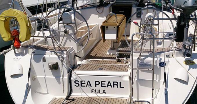 Segelboot mieten in Veruda - Dufour Dufour 455