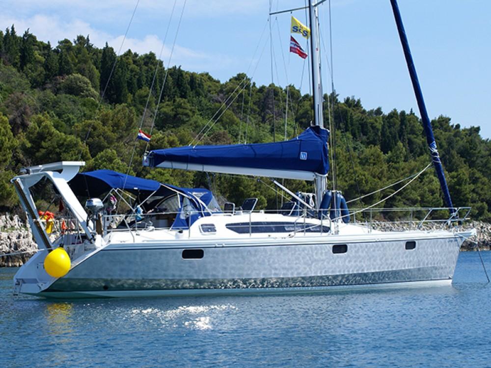 Bootsverleih Alubat Ovni 395 Pula Samboat