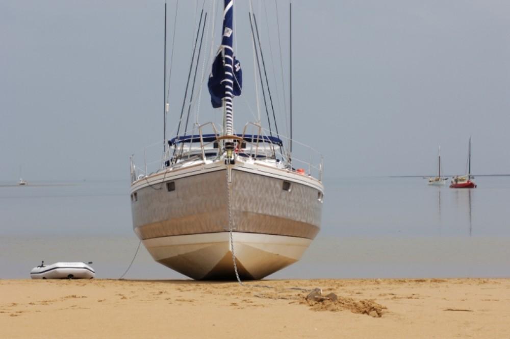 Segelboot mieten in Pula - Alubat Ovni 395