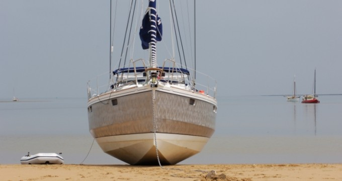 Segelboot mieten in Veruda - Alubat Ovni 395