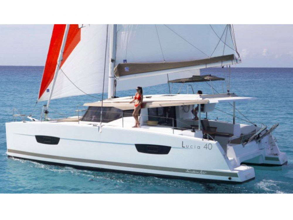 Yacht-Charter in Marina - Fountaine Pajot Lucia 40 (4cab./2hds) auf SamBoat