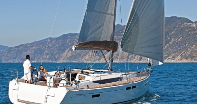 Segelboot mieten in Castellammare di Stabia - Jeanneau Sun Odyssey 519