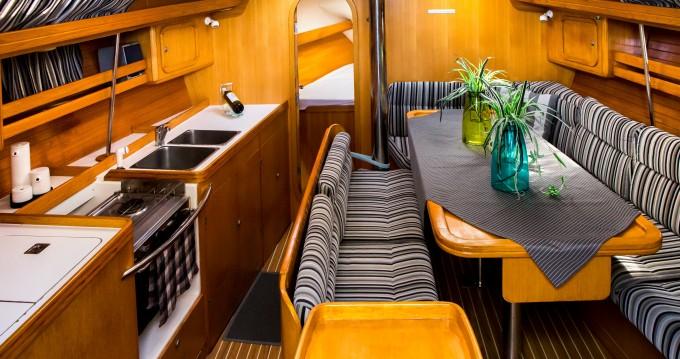 Segelboot mit oder ohne Skipper Feeling mieten in Lefkada