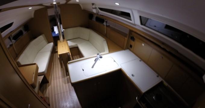 Segelboot mit oder ohne Skipper Jeanneau mieten in Zadar