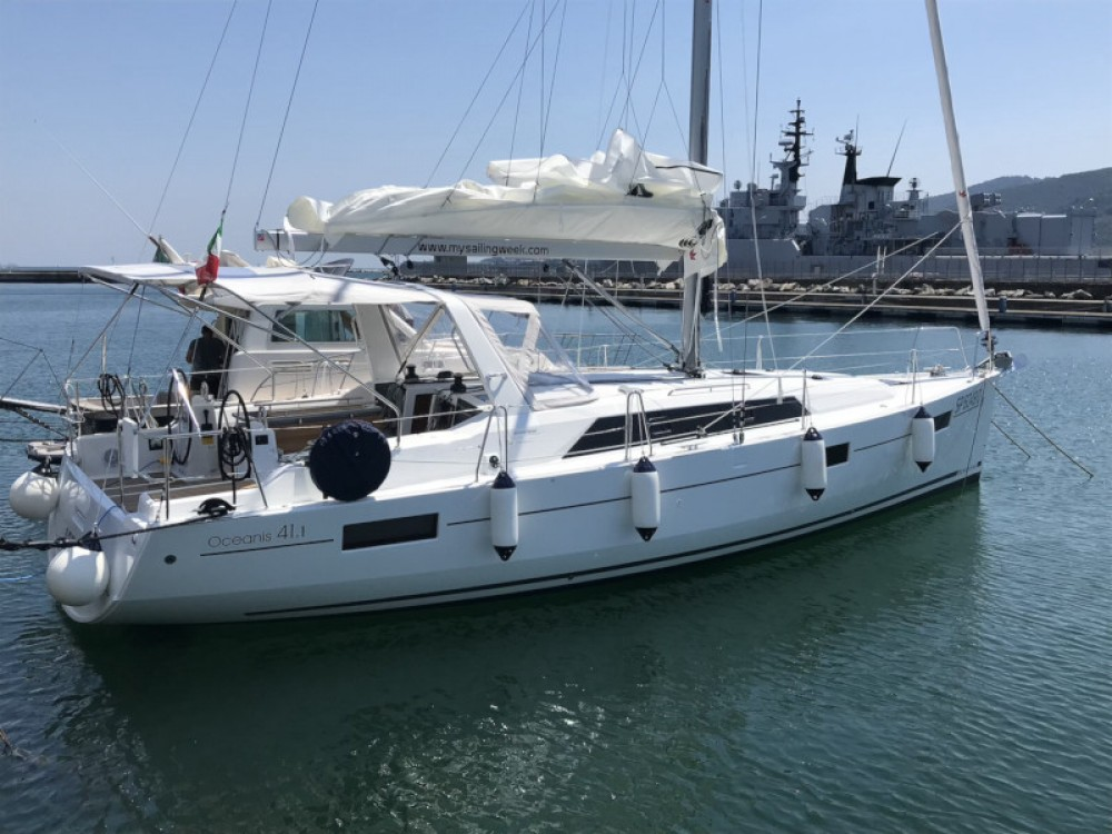 Bootsverleih Bénéteau Oceanis 411  Samboat