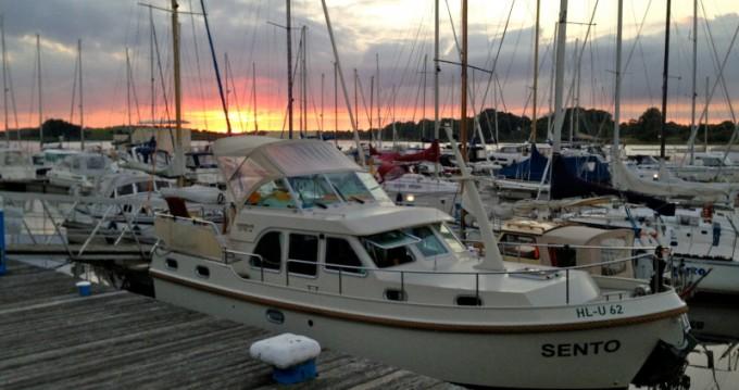 Motorboot mit oder ohne Skipper Linssen mieten in Neuhof