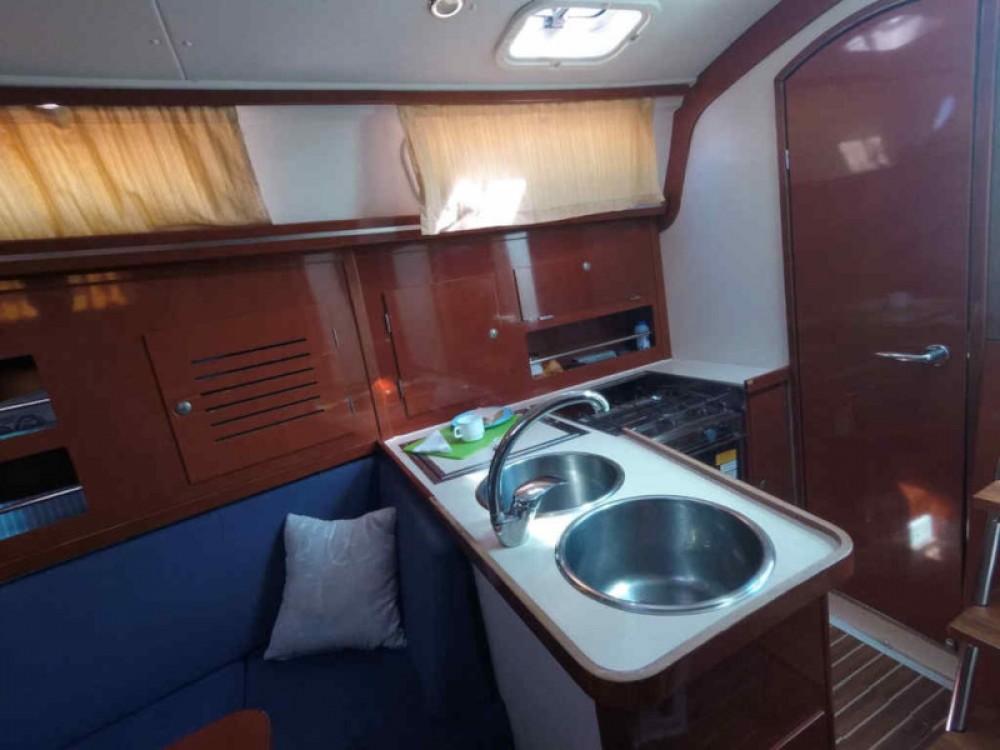 Segelboot mieten in Kassandria zum besten Preis