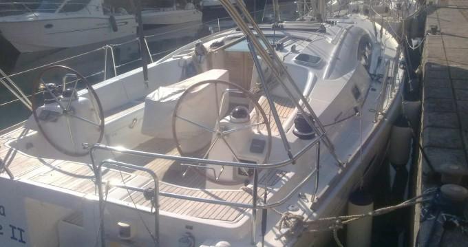 Bootsverleih Marina di Portorosa günstig Oceanis 40