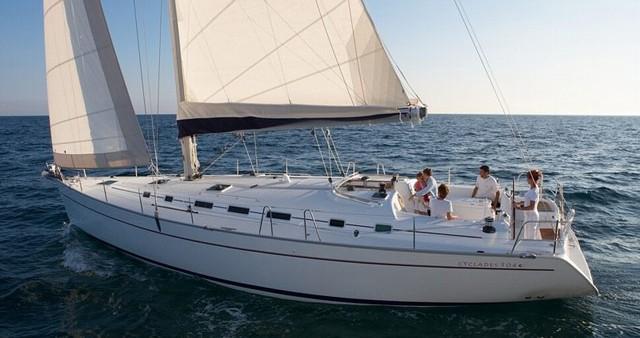 Ein Bénéteau Cyclades 50.5 mieten in Marina di Portorosa