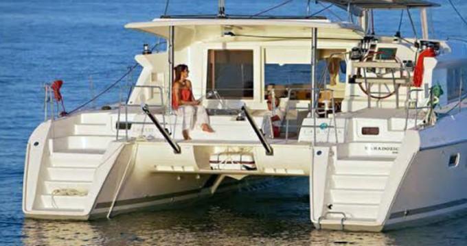 Bootsverleih Lisbon günstig Lagoon 421