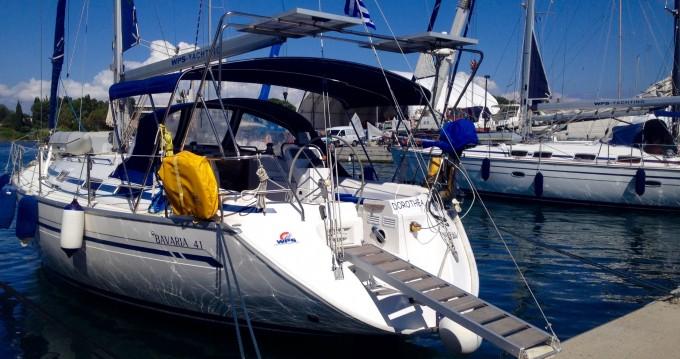 Yacht-Charter in Gouviá - Bavaria Bavaria 41 auf SamBoat