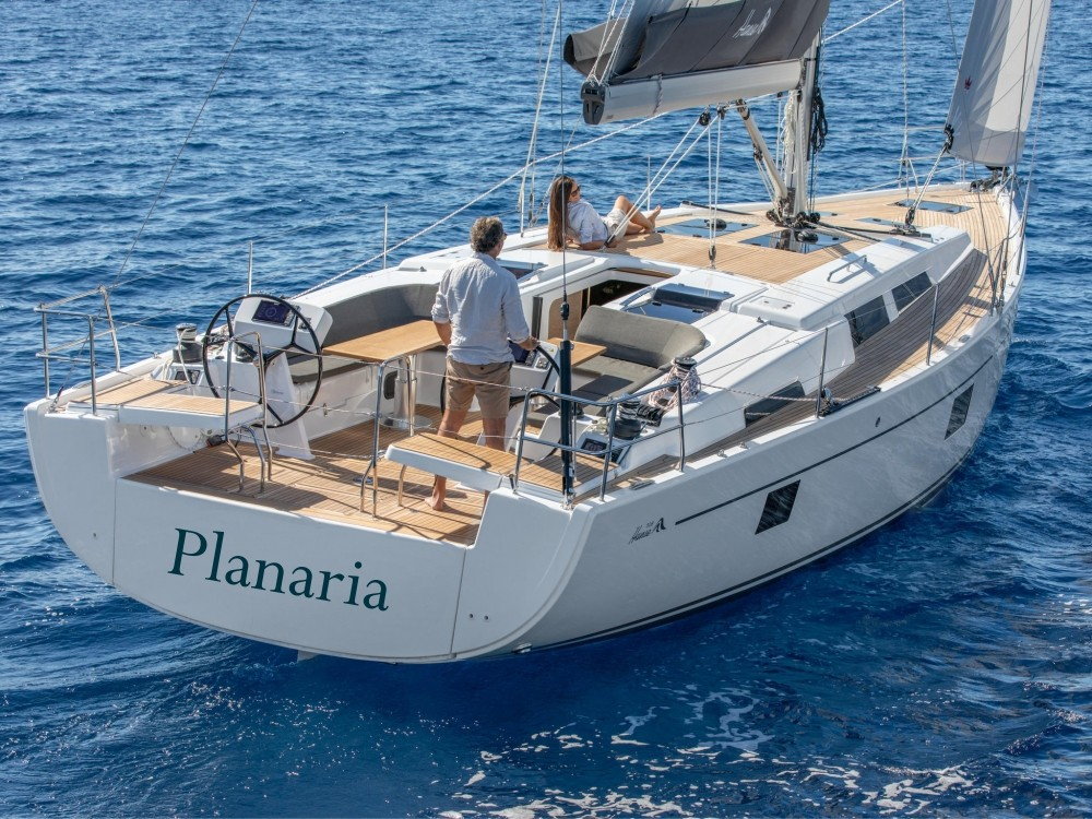 Yacht-Charter in Volos - Hanse Hanse 508 (A/C, Watermaker, Generator) auf SamBoat