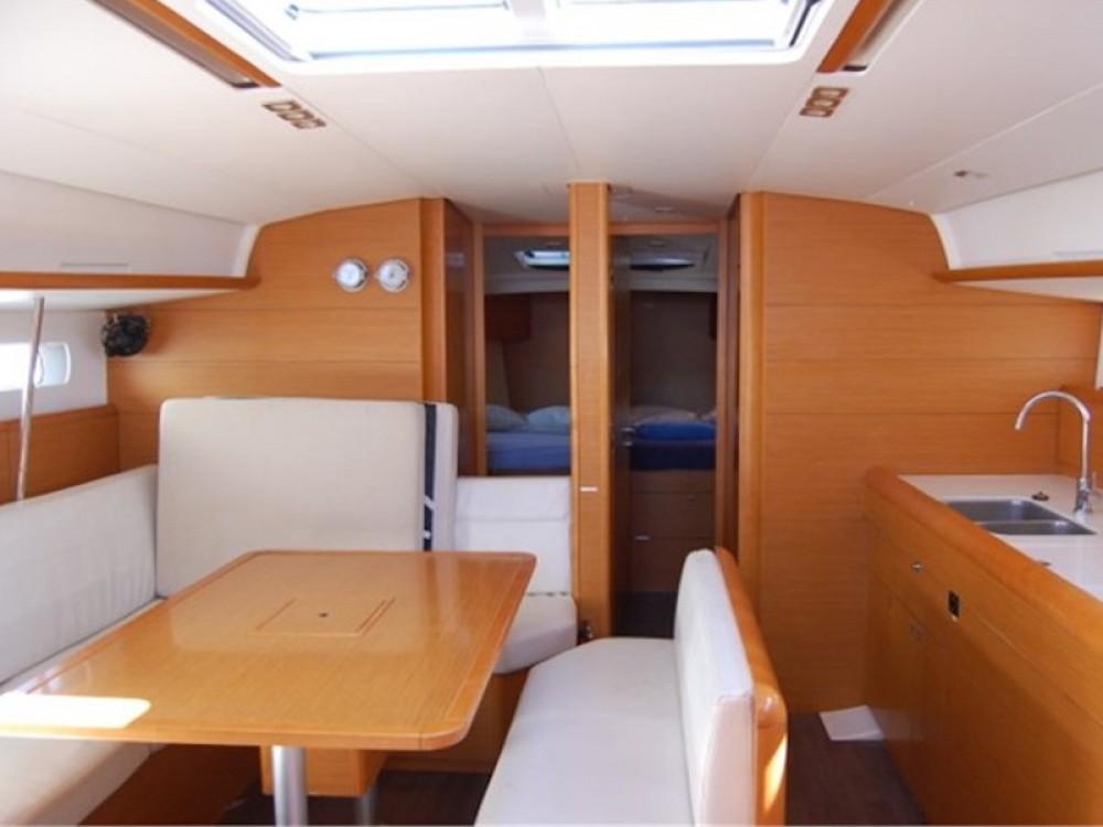 Segelboot mieten in Las Galletas - Jeanneau Sun Odyssey 519