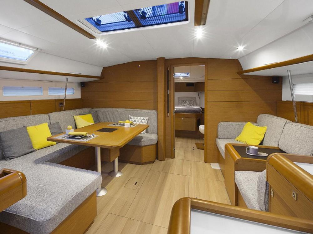 Yacht-Charter in Las Galletas - Jeanneau Sun Odyssey 519 auf SamBoat