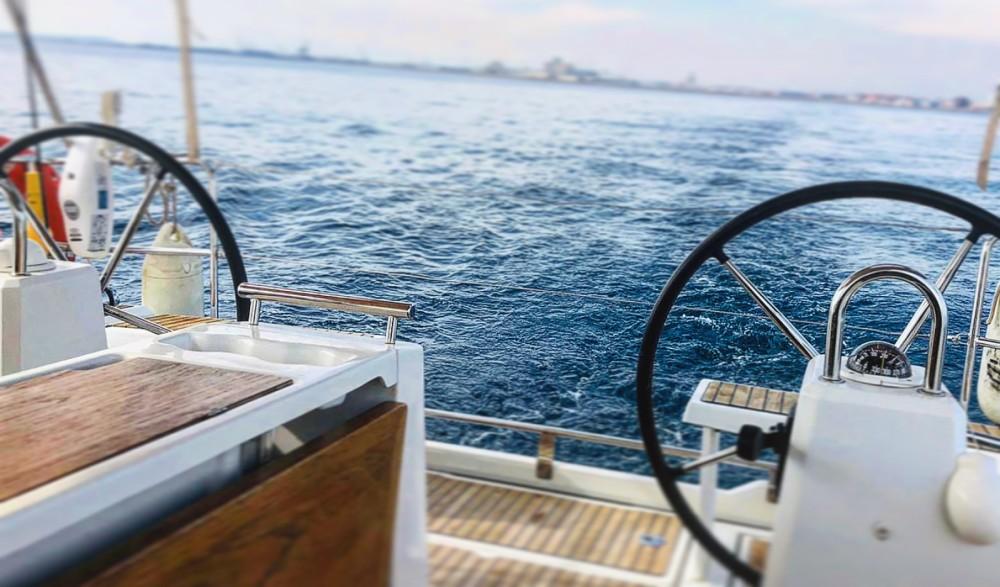 Bootsverleih Maó günstig Oceanis 38 Cruiser