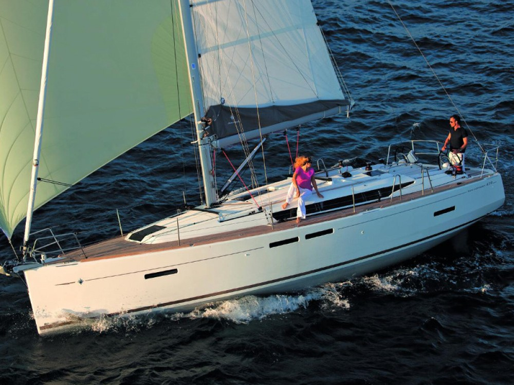 Bootsverleih Jeanneau Sun Odyssey 419 Arona Samboat