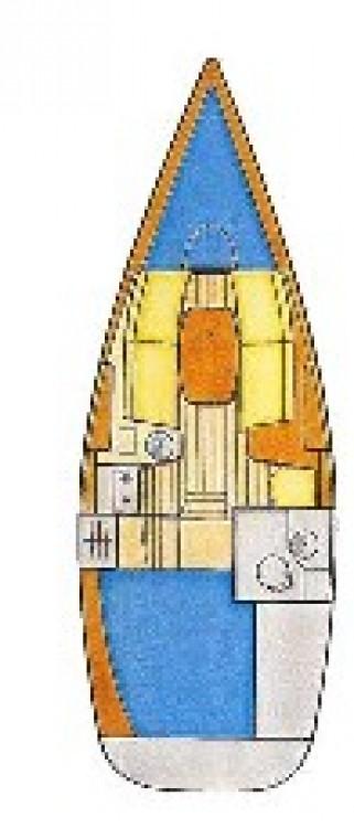 Ein Jeanneau Sun Odyssey 29.2 mieten in Isola