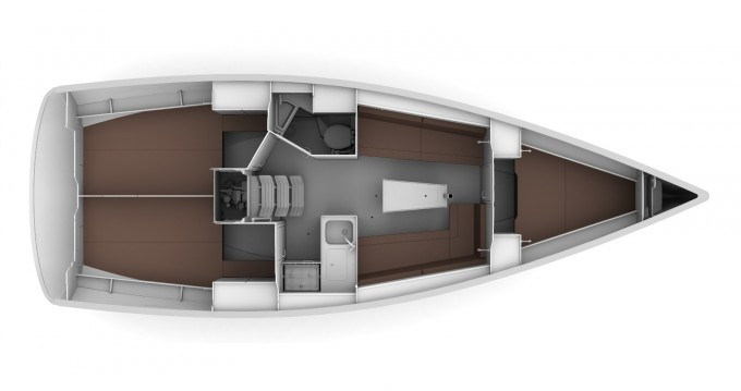 Yacht-Charter in Izola - Bavaria Bavaria 34 Cruiser auf SamBoat