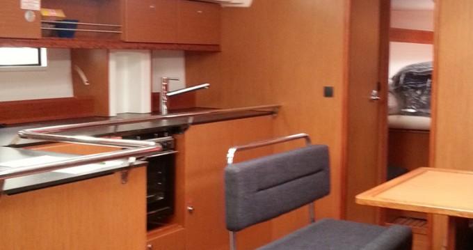 Bavaria Bavaria 45 Cruiser zwischen Privatpersonen und professionellem Anbieter Sukošan