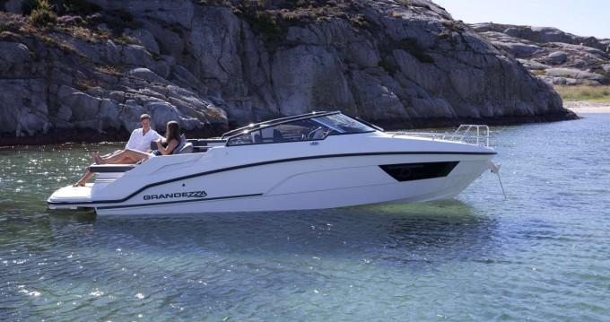 Bootsverleih Trogir günstig Grandezza 25S